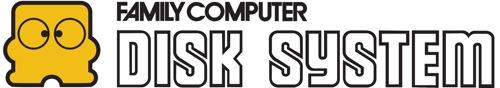 Famicom Disk System Logo