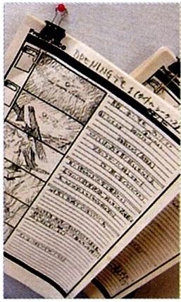 Opening Storyboard