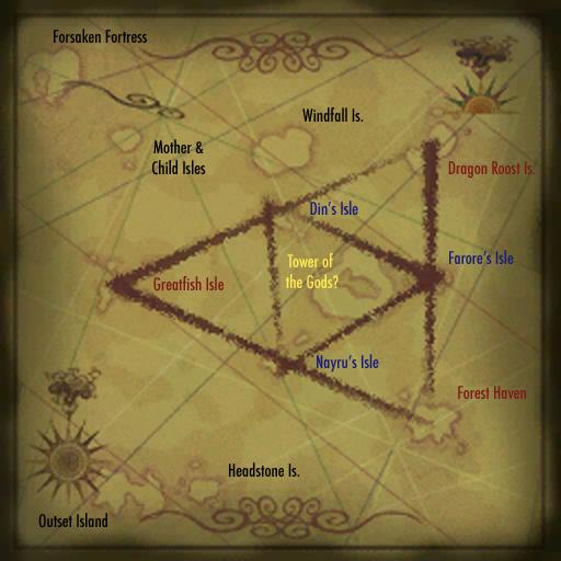 Tetra S Map